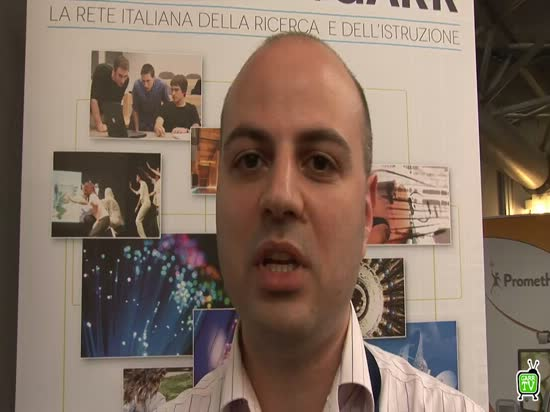 Intervista a Marco D'Ambrosio - Università degli Studi di Cassino e del Lazio Meridionale -  Smart and Education Technology Days - Napoli