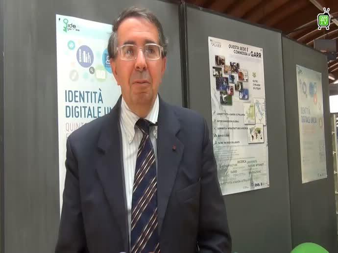 Quinto Convegno IDEM - P.Alviti - Intervista