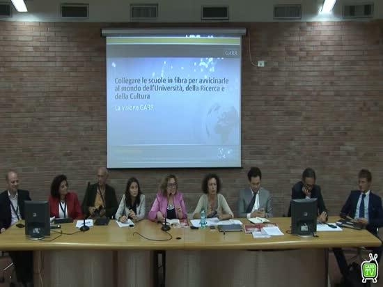 Banda ultralarga per la scuola: esperienze e prospettive - Dibattito - Smart and Education Technology Days - Napoli