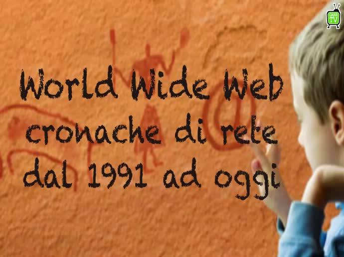 WWW: CRONACHE DI RETE DAL 1991 AD OGGI. Fabrizio Gagliardi
