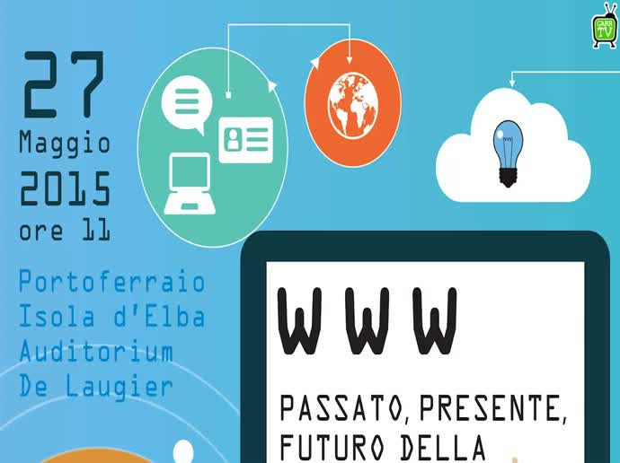 Giuseppe Attardi dall'Elba ci parla della storia del WEB