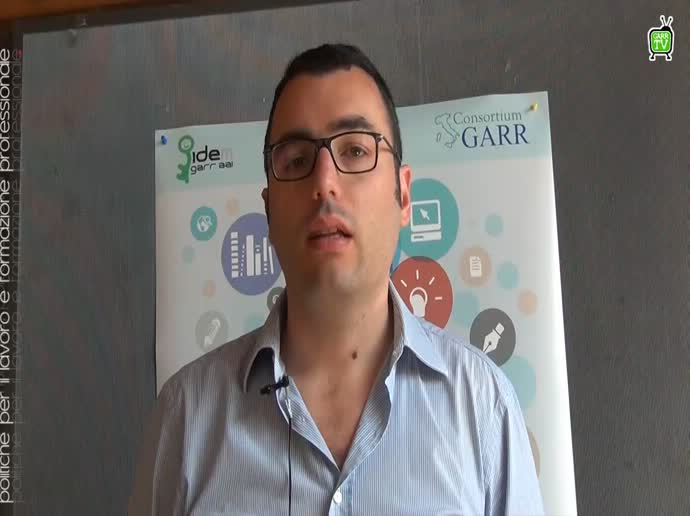 Quinto Convegno IDEM - A.Delli Noci - Intervista