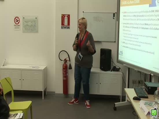 GARR-X Progress: un'opportunità per le scuole - Fibra e competenze per innovare i processi didattici - G.Paolini - Smart and Education Technology Days - Napoli