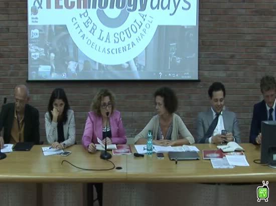 Iniziative del MIUR per la scuola digitale: il progetto GARR-X Progress - F.Cobis - Smart and Education Technology Days - Napoli