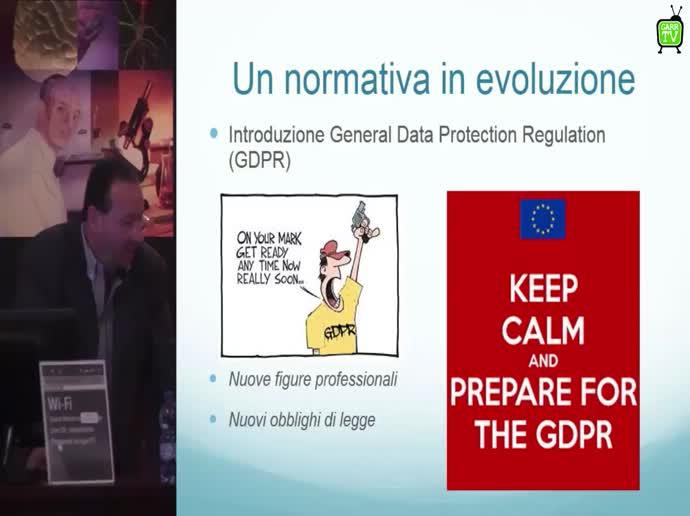 C.Comella, Uff. Garante per la protezione dei dati personali