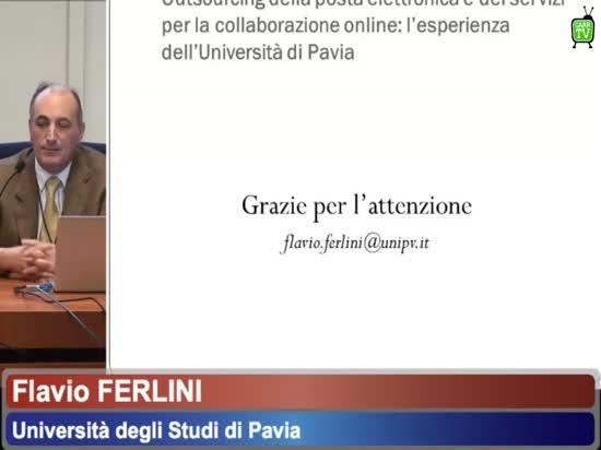 ESPERIENZE E SFIDE NELLA GESTIONE DEL SERVIZIO MAIL, Discussione - Workshop GARR 2014, Roma