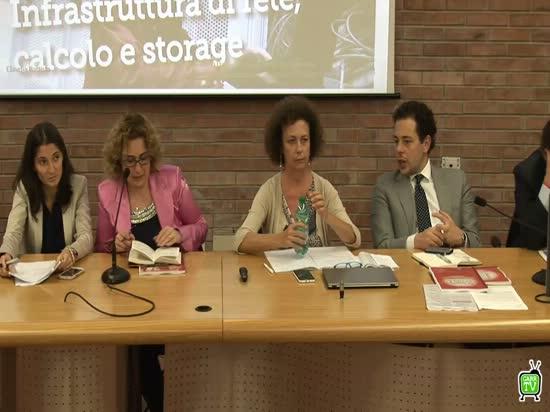 Il modello dell'Università di Cassino: il progetto EduNet - M.D'Ambrosio, C.Senese - Smart and Education Technology Days - Napoli