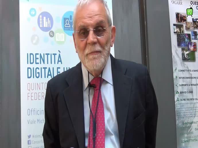 Quinto Convegno IDEM - F.Niccolucci - Intervista