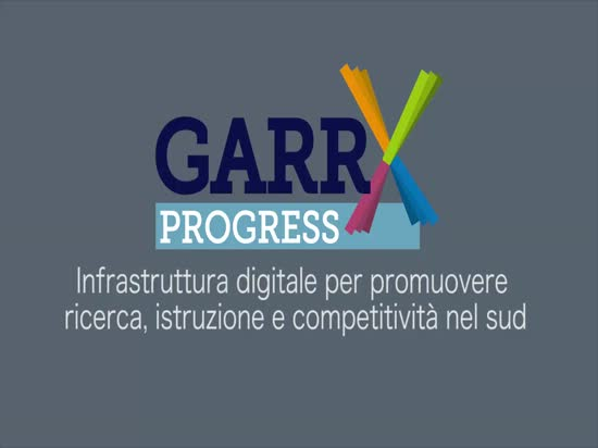 GARR-X Progress - Claudia Battista