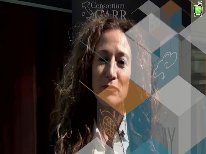 Intervista a Silvana Muscella, EOSC.  EOSC per la sicurezza e disponibilità dei dati