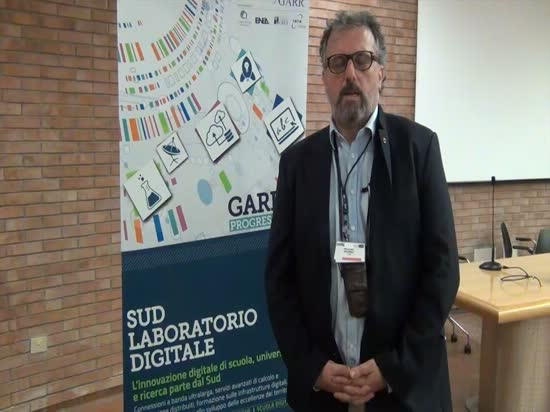 Intervista a Maurizio Gentilini - Workshop Sud Laboratorio Digitale - Napoli