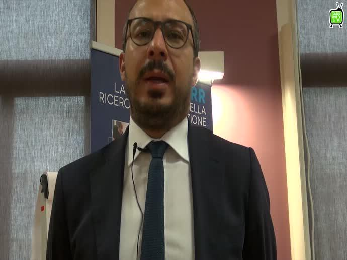 Davide Faraone - Sottosegretario MIUR - Lezioni contro il digital divide