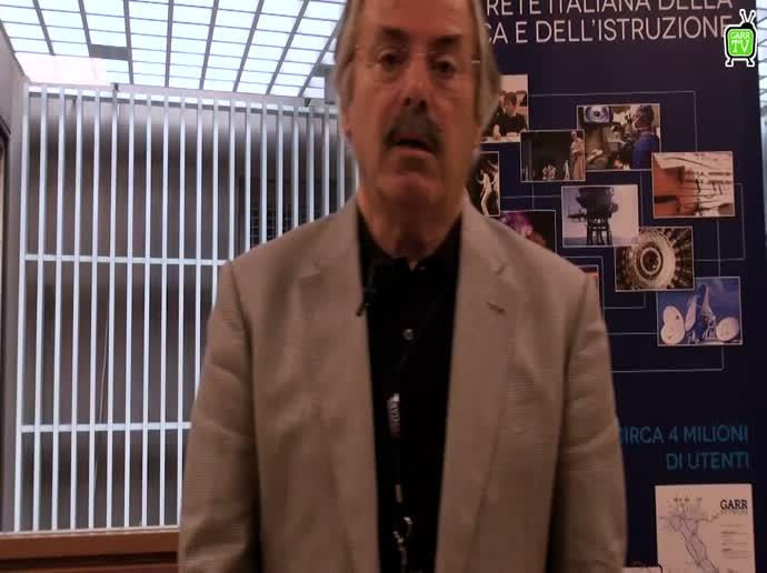 Domenico Laforenza, CNR: OTT, outsourcing, sicurezza e privacy