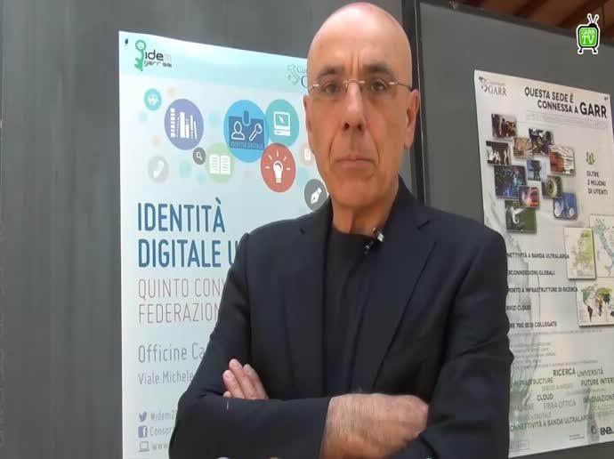 Quinto Convegno IDEM - G.Aloisio - Intervista