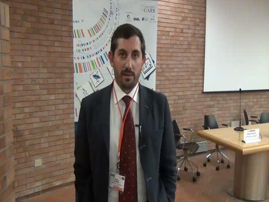 Intervista a Marco Borra - Workshop Sud Laboratorio Digitale - Napoli