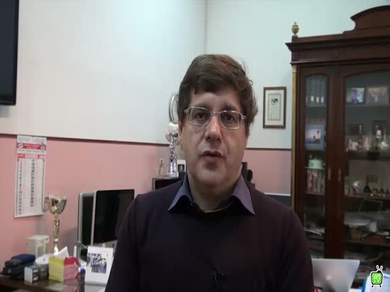 Intervista a S.Giuliano - ITIS Majorana di Brindisi