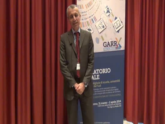 Intervista a Ciro Attaianese - Workshop GARR-X Progress Palermo