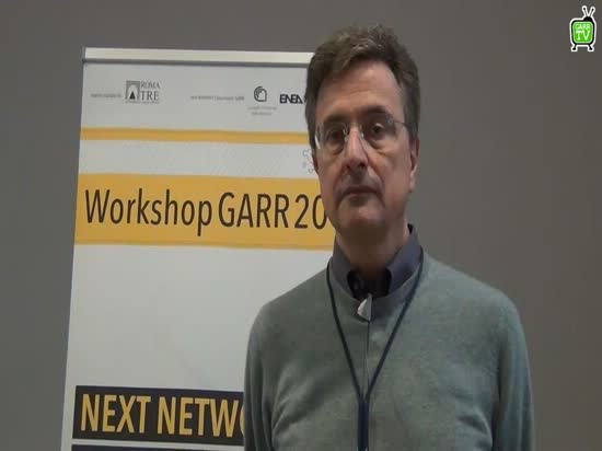 Intervista a Giuseppe Attardi - Workshop GARR 2014