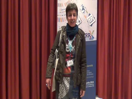 Intervista a Flora Di Martino - Workshop GARR-X Progress, Palermo